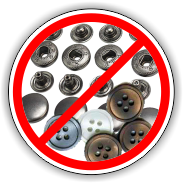 Metal Studs / Buttons
